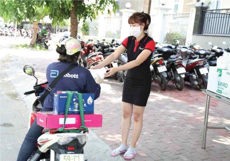 Elipsport Phát Hơn 1 Triệu Khẩu Trang Miễn Phí Ngừa Đại Dịch Virus Corona - ảnh 3