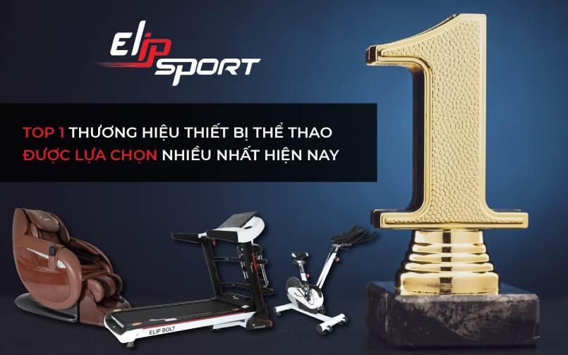 Elipsport – nhãn hiệu thiết bị thể thao hàng đầu được tin chọn bởi hàng triệu khách hàng - ảnh 1