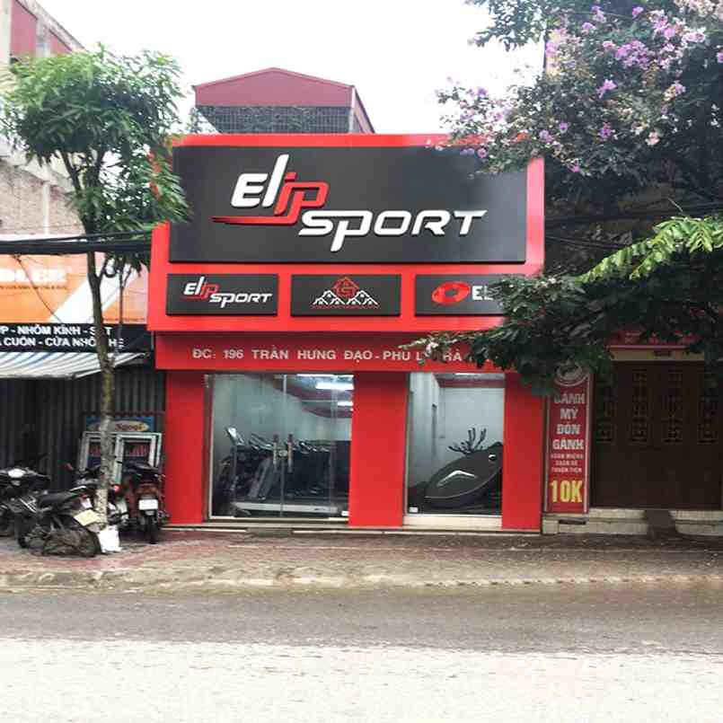 Chi nhánh Elipsport Hà Nam