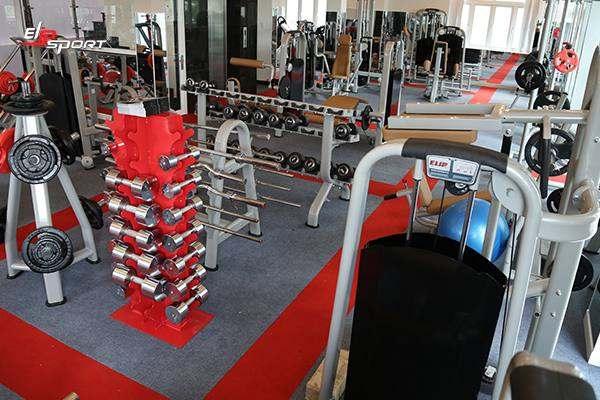 Dụng cụ máy tập gym, thể hình tại Quận 2, TP. HCM