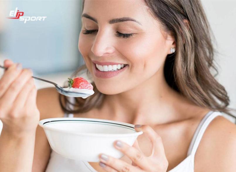 ăn sữa chua giảm cân