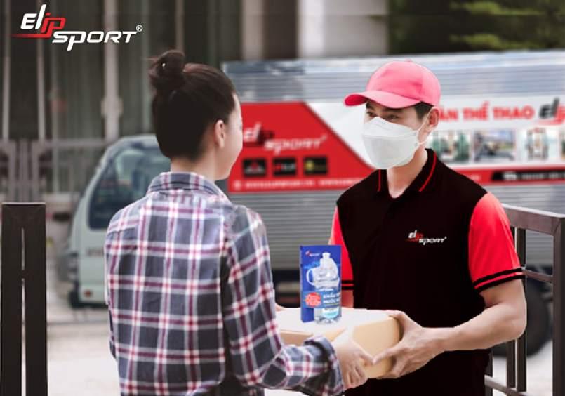 elipsport tặng phần quà chống dịch