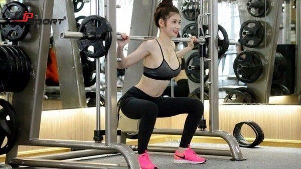 tập gym có giúp tăng vòng 1 không