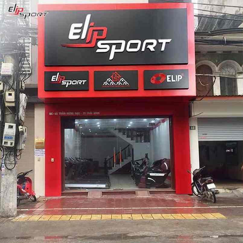 xe đạp tập thể dục Thái Bình