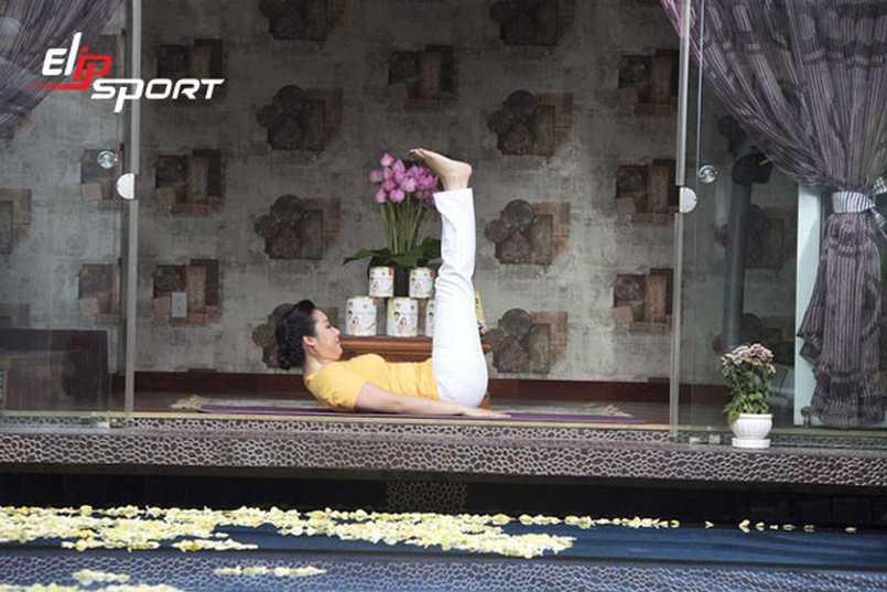 5 thức tập yoga suối nguồn tươi trẻ