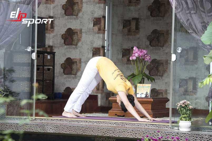 yoga suối nguồn tươi trẻ